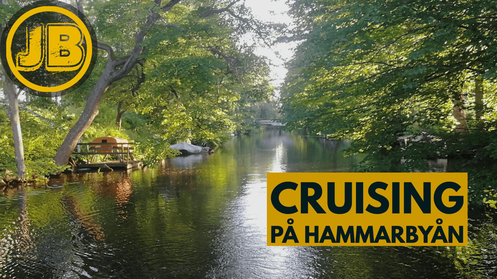 Cruising på Hammarbyån – Äntligen en ny film på YouTube!